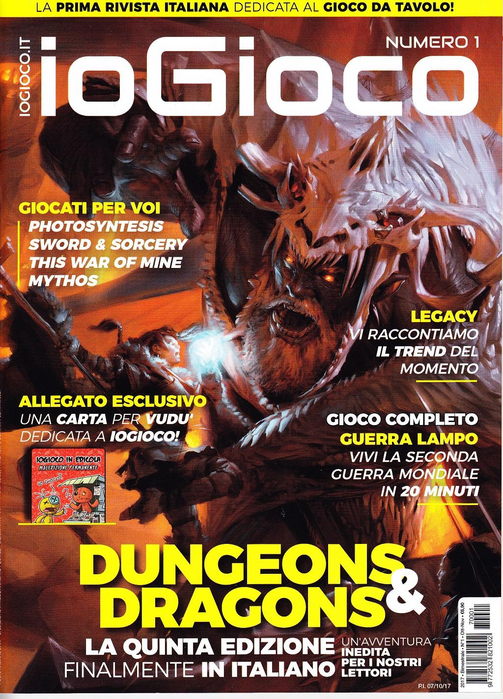 Dungeon & Dragons 5